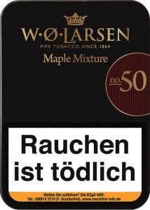 W.O. Larsen Maple Mixture No.50 / 100g Dose