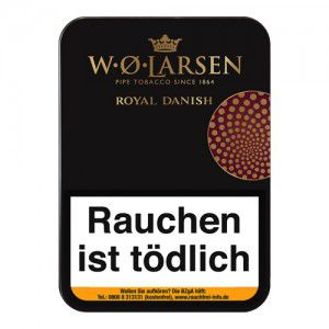 W.O. Larsen Royal Danish / 100g Dose