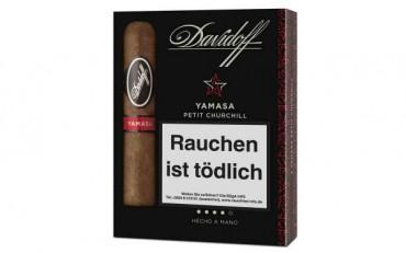 Davidoff Yamasa Petit Churchill / 4er Packung