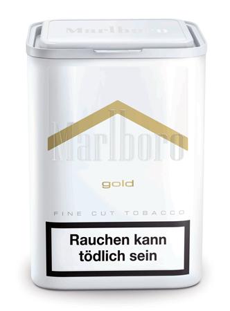 Marlboro Gold Tabak / 100g Dose