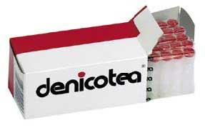 Denicotea Standard-Filter / 50 Stück