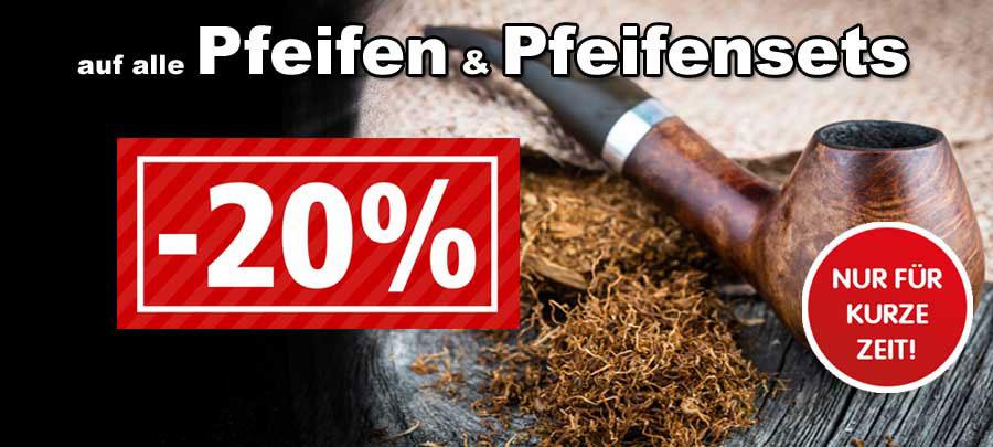 Pfeifen 20% / 09-2020