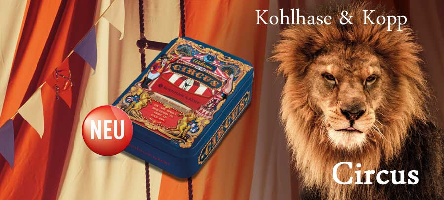 Kohlhase & Kopp Limited Edition 2020 – Circus
