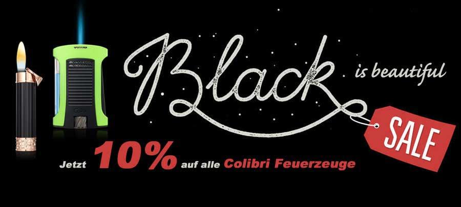 Black Friday 2019 Colibrie Feuerzeuge