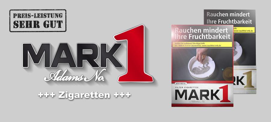 Mark1 Zigareten