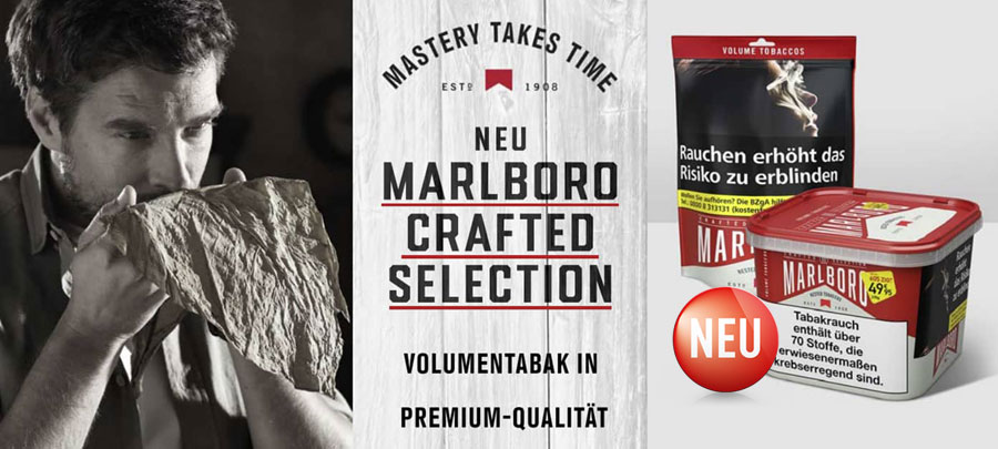 Marlboro Crafted Selection 03/21