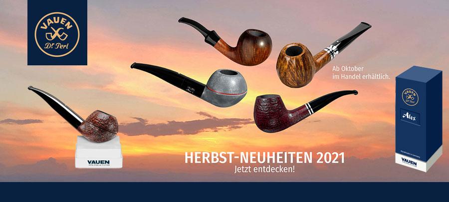 VAUEN Neuheiten Herbst / Winter 2021
