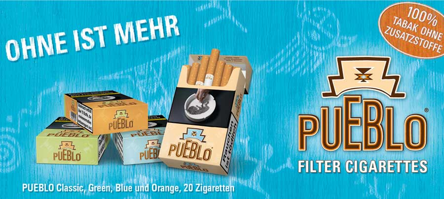 PUEBLO Zigaretten