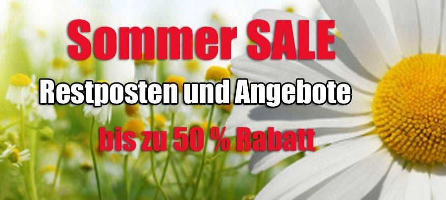 sale Sommer Banner