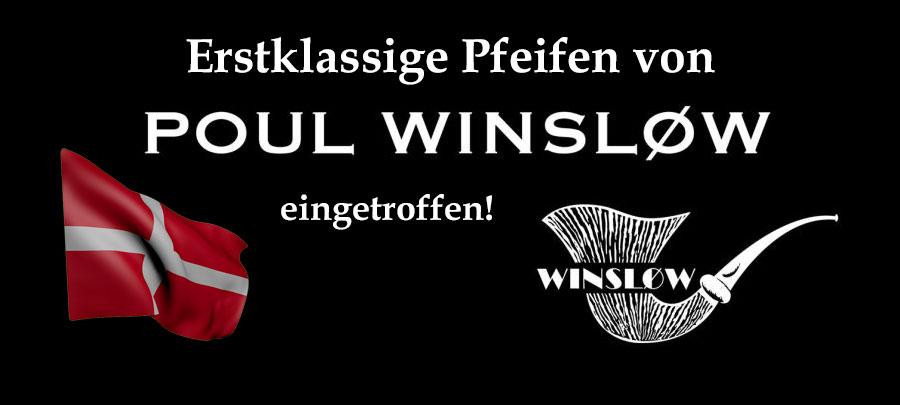 Poul Winslow Pfeifen 09/2020